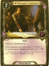 Lord of the Rings LCG  - 1x Visionary Leadership  #136 - The Morgul Vale