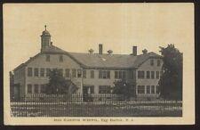 Postcard EGG HARBOR New Jersey/NJ  School Campus Building view 1910's