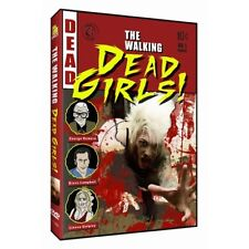 The Walking Dead Girls (DVD, 2011)  George Romero-Bruce Campbell-Linnea Quigley