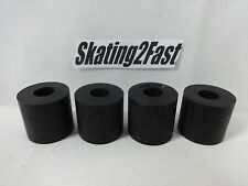 Set of 4 NEW Replacement LASER 45° Single Action Cushions Quads Roller Skates