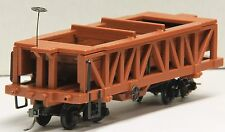 On30 !5 Ton Wooden Hopper Car, Prairie Locomotive Works, NIB