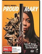 Proud Mary - DVD BRAND NEW STILL SEALED REGION 4 FREE POST AUS *2018 RELEASE*