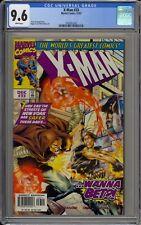 X-MAN #33 - CGC 9.6 - 1626852003