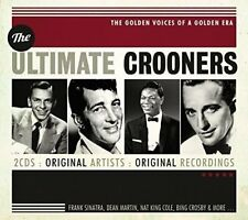 The Ultimate Crooners: The Golden Voices Of A Golden Era [CD]