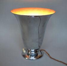 Éclairage et lampes Art déco en métal