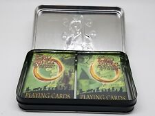 The Lord of the Rings. The Fellowship of the Ring, Two Decks + Numbered Tin