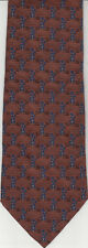 Longchamp-Authentic-100% Silk Tie -Made In Italy-Lo1- Men's Tie