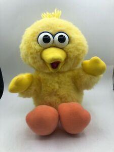 Child Kid Dimension 1992 Baby Big Bird Sesame Street Plush Stuffed Toy Animal