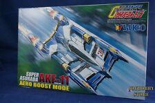 Aoshima Cyber Formula Super Asurada AKF-11 Aeroboost Mode Model Kit 050798