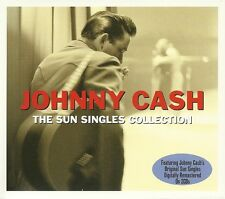 JOHNNY CASH THE SUN COLLECTION - 2 CD BOX SET - HEY PORTER & MORE