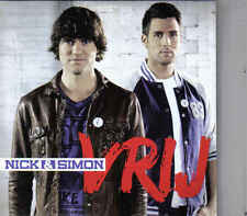 Nick&Simon-Vrij cd single Incl videoclip