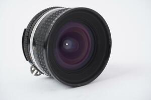 Nikon Nikkor 20mm 1:2.8 AIs (Nikon F mount)