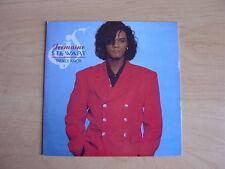 "Jermaine Stewart: Tren De Amor 7"": 1989 UK Release: Picture Sleeve."