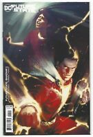 Future State Shazam #1 2021 Unread Gerald Parel Card Stock Variant DC Comic Book