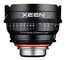 Xeen 16mm T2.6 Professional Cine Lens PL Mount - Open Box