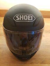 SHOEI XR 1000 Full Face Motorcycle Helmet in Matt Black - Medium