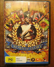 Crown Of Glory : Europe In The Age Of Napoleon PC Video Game
