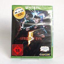 Resident Evil 5 - UNCUT - deutsche Handelsversion - Xbox One - XB1 *nagelneu*