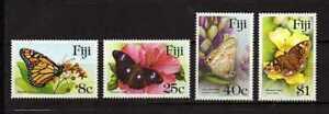 15873) Fiji 1985 MNH New Butterflies - Butterfly