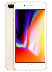 Brand New With Original Sealed iPhone 8 Plus -Gold - 256GB-Cricket Wireless Only
