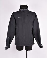 Norrona Svalbard Flex1 Caviar Black Men Jacket Coat Size XL, Genuine