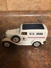 ERTL 1932 PANEL TRUCK U.S. MAIL BANK DIE-CAST METAL CAR