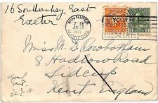 VV153 1928 Canada Wimpeg Manitoba Kent GB Cover {samwells-covers}