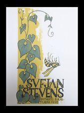 Sufjan Stevens mini poster art print Covington KY CARRIE & LOWELL Age of ADZ