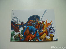 Sticker Marvel Heroes Ultimate Collection N°110 / Preziosi Collection 2008 NEW