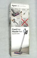 Dyson V6 Cord Free Cordless Stick Vacuum Cleaner White New Sealed