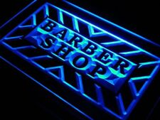 "16""x12"" s223-b Barber Shop Hair Cut Display NEW Neon Sign"