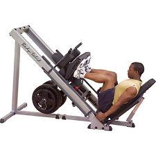Body-Solid Leg Press/hack Squat Machine Very Good