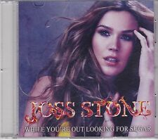 Joss Stone-While Youre Out Looking For Sugar Promo cd single