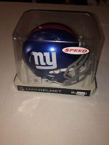 New York Giants Riddell Mini Helmet NOS