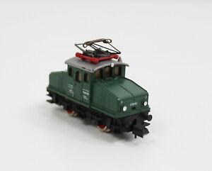 Arnold Rapido Modell Eisenbahn E-lok  69 02 Lokomotive Spur N funktioniert