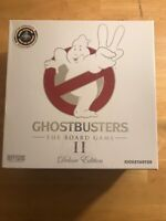 Ghostbusters: The Board Game II 2 Deluxe Kickstarter With Roylance Guide Pieces