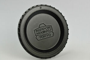 Vintage Nikon 'Nippon Kogaku' Body Cap