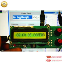 New CW Trainer Decoder Morse Code Audio Decoding Morse Code Practice os12