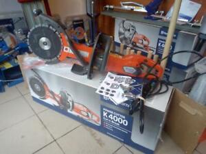HUSQVARNA K4000 Cut-n-Break Betonrenner Trennschleifer Neu 230mm