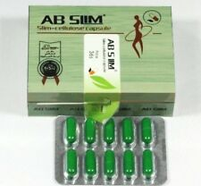 AUTHENTIC 1 Box (30 pills) AB Slim Weight Loss Capsules SHIPS INTERNATIONAL