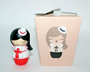 NEW in Box 2011 Momiji CUTIE Ruffles and Bows Hidden Secret Message Doll