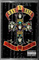 Guns n Roses Appetite for Destruction [Purple Cassette Tape] New Limited Edition