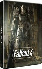 Fallout 4 - Special Limited Steelbook Edition (PS4 Game) *VERY GOOD CONDITION*