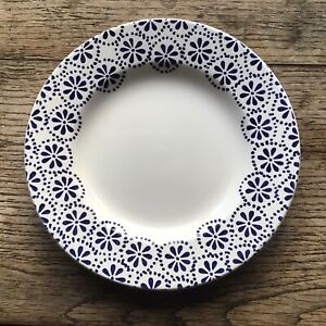 Emma Bridgewater 8.5 inch Side Plate Blue Spot and Daisy New