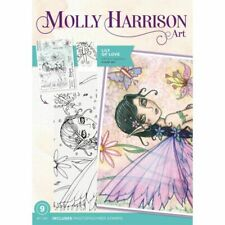 LILY OF LOVE - Molly Harrison - Clear Stamp Set