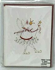 Mouse Fairy Queen 8 Blank Note Cards & Envelopes Nip Studio 18