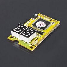 Mini 3 in1 Pci Pci-e LPC PC Laptop Analizador Tester De Diagnóstico RF de tarjeta de prueba de Post