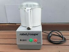 Robot Coupe R211 Food Processor Cutter Vegetable