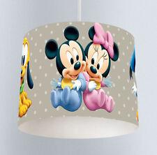Disney Baby (126) Unisex Nursery Bedroom Drum Lampshade Light Shade