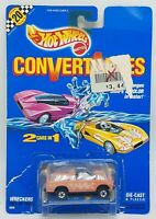 Hot Wheels Convertables 3938 Color-changing Die-cast Wreckers Pick-up Truck 1990